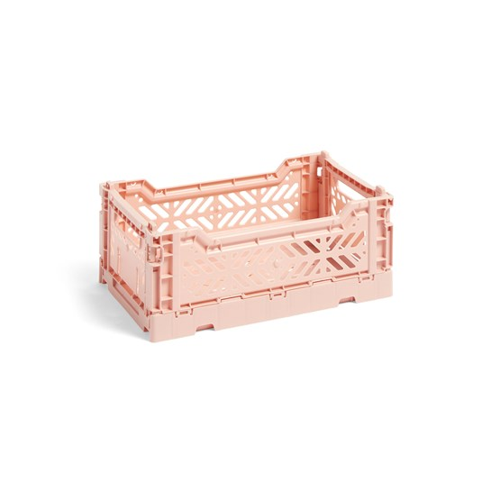 HAY, Colour Crate kori, S, soft pink