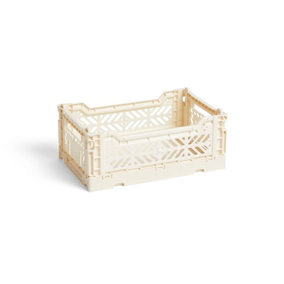 HAY, Colour Crate kori, S, off white